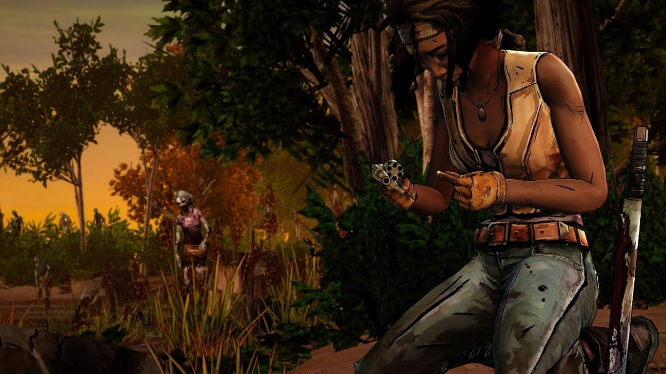 Review The Walking Dead Michonne APK